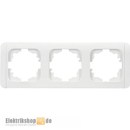 Rahmen 3-fach Elegant Standard EGB VIKO