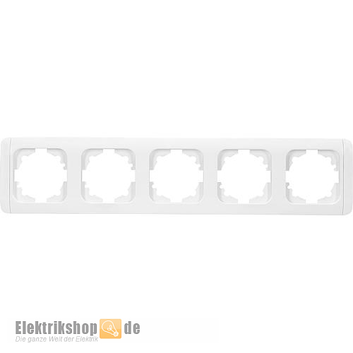 Rahmen 5-fach Elegant Standard EGB VIKO