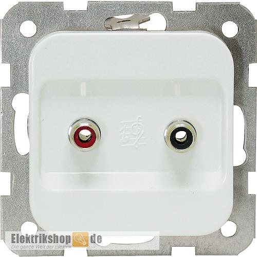 Lautsprecher-Steckdose Elegant Standard EGB VIKO