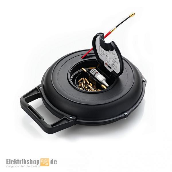 Kabel-Einzughilfe KATI-Blitzcompact-Set 30m 142024 Cimco