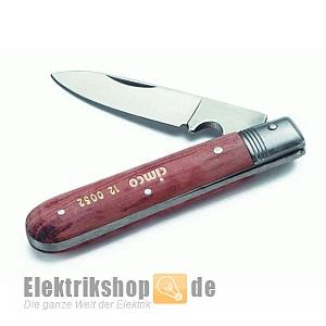 Kabelmesser mit Holzschale und Schaber 120052 Cimco