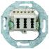 UP TAE Telefon-Anschlussdose 3x6 NFN rw 10210517 Rutenbeck