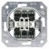 Doppel-Wechselschalter Schaltereinsatz UP 5TA2118 SIEMENS
