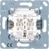 Jalousie-Wippschalter Jalousieschalter 1pol. 1 Antrieb 509 VU Jung