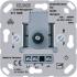 Drehdimmer mit Druck-Wechselschalter 100-1000W 211 GDE Jung
