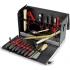Super-Lehrlingskoffer komplett mit 23 Werkzeugen 170300 Cimco