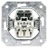 Ausschalter 2-polig Schaltereinsatz UP 5TA2112 SIEMENS