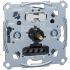 Dimmereinsatz mit Druck-Aus-/Wechsel 40-400W ELG174111 ELSO