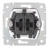 Doppelwechselschalter-Einsatz PRO21 775808 Legrand
