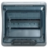 Feuchtraumverteiler Plexo AP 1-reihig 8TE IP65 601978 Legrand