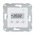 Jalousie-Zeitschaltuhr S50 mit Zentralscheibe 50x50 rw EGB VIKO