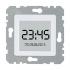 Jalousie-Zeitschaltuhr XL50 mit Zentralscheibe 50x50 rw EGB VIKO